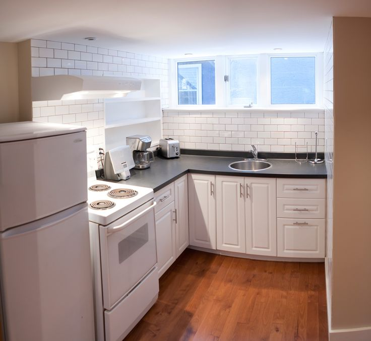 Beautiful Kitchen Tiles Halifax Hug A Basement Apartment Redesign In Ns Clean White Subway Tile P And Decor