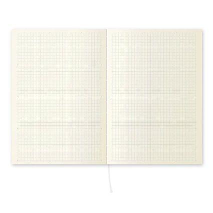 Amazon.com : Midori MD Notebook - A5 Grid Paper : Books