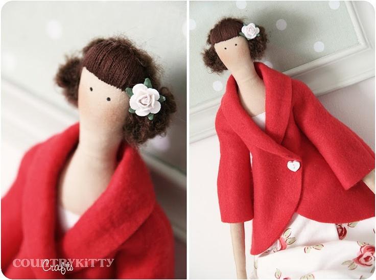 Tilda's doll