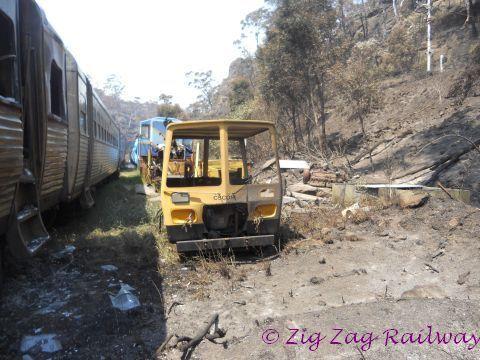 End of burn line   by zigzagrailway@yahoo.com.au