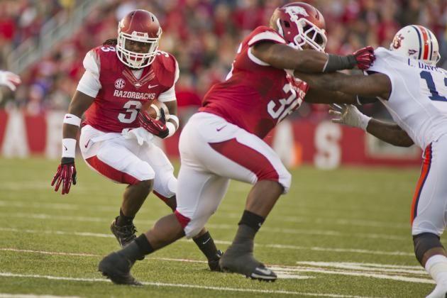 Arkansas Razorbacks Football News | Arkansas Football: Predicting Razorbacks' 2014 2-Deep Depth Chart