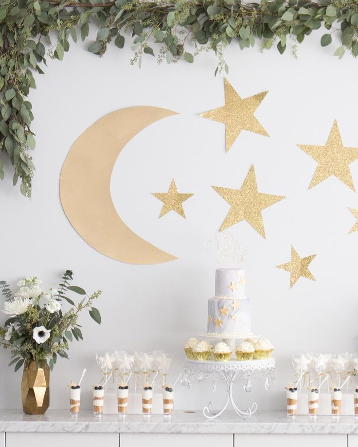 Twinkle Twinkle Little Star Baby Shower Ideas For Any Budget