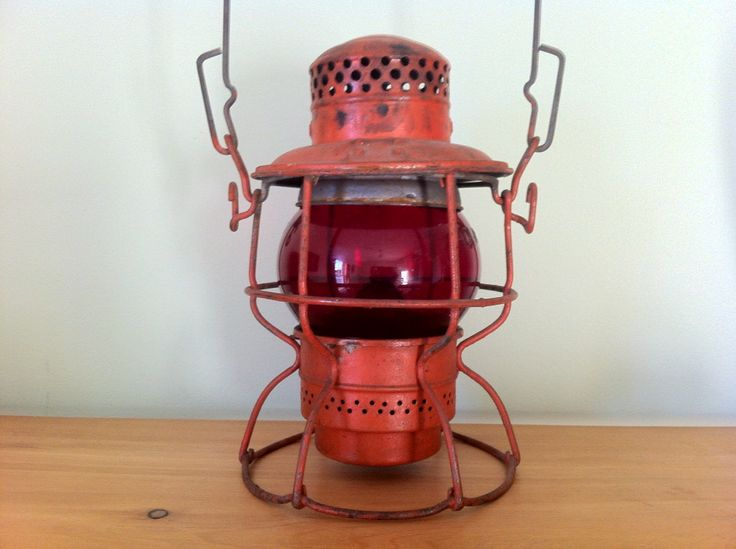 17 Best Images About Railroad Lamps On Pinterest