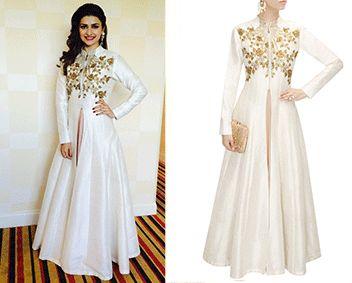Prachi Desai in SVA #perniaspopupshop #shopnow #celebritycloset #designer #clothing #accessories