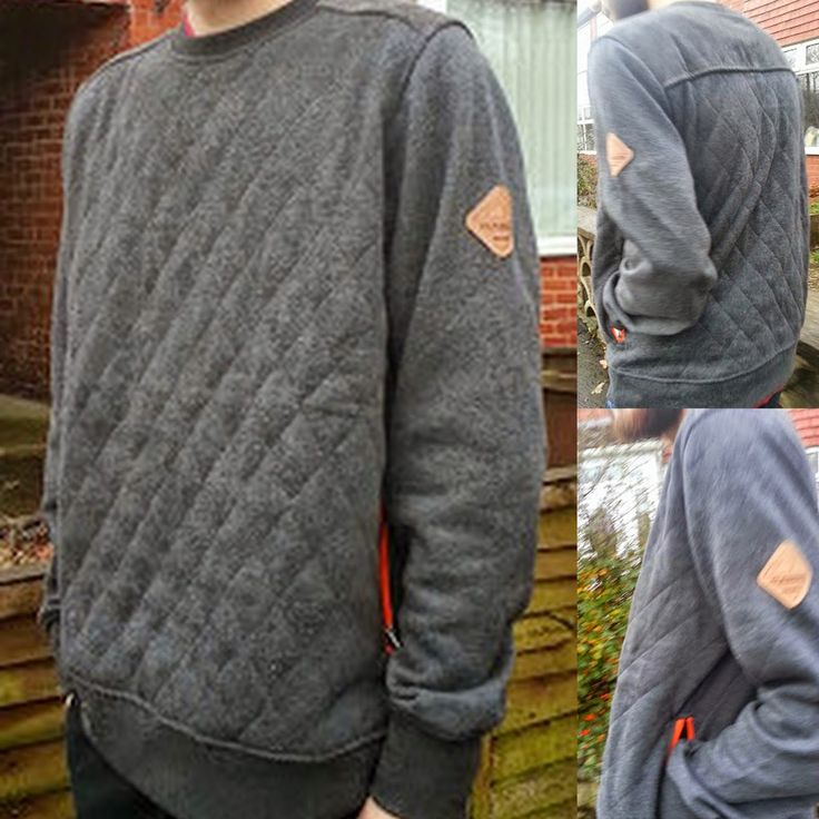 Scruffs Workwear Quilted Crew Neck Flece review