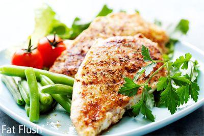 Spiced Garlic & Lime Chicken