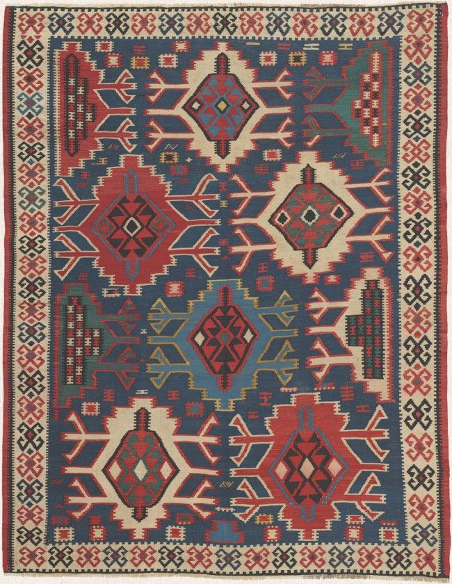Persian Rugs And Carpets Antique Caucasian