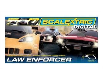 Scalextric Digital Law Enforcer Set - ToyTrade.dk