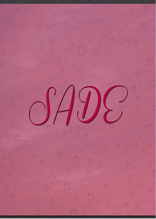 "Gender: F  Pronunciation: shah-day  Meaning of Sade: ""honor bestows a crown"" Origin of Sade: Nigerian, Yoruba, diminutive of Folashade #babynames"