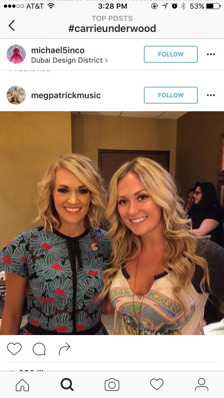 Carrie's hair!!