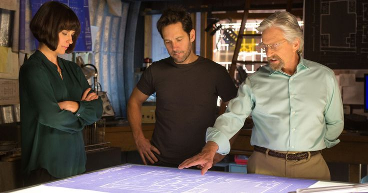 'Ant-Man' Sets Up Marvel Phase 3 in Many Surprising Ways -- Kevin Feige reveals that there will be an Avenger and the quantum zone in 'Ant-Man', helping set the stage for Marvel Phase 3. -- http://movieweb.com/ant-man-movie-marvel-phase-3-set-up/
