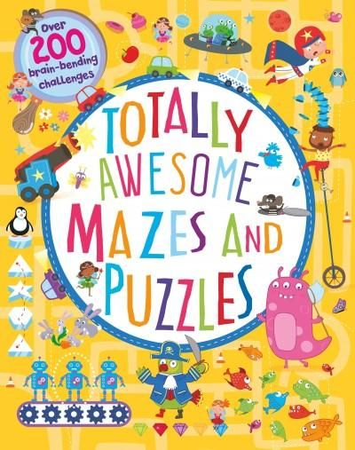 Totally Amazing Mazes and Puzzles