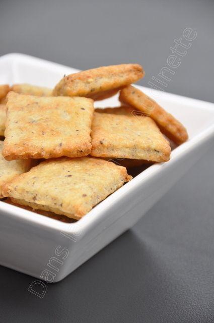 Biscuits chèvre et noisette - Dans la cuisine d'Audinette #apero #biscuit #chevre