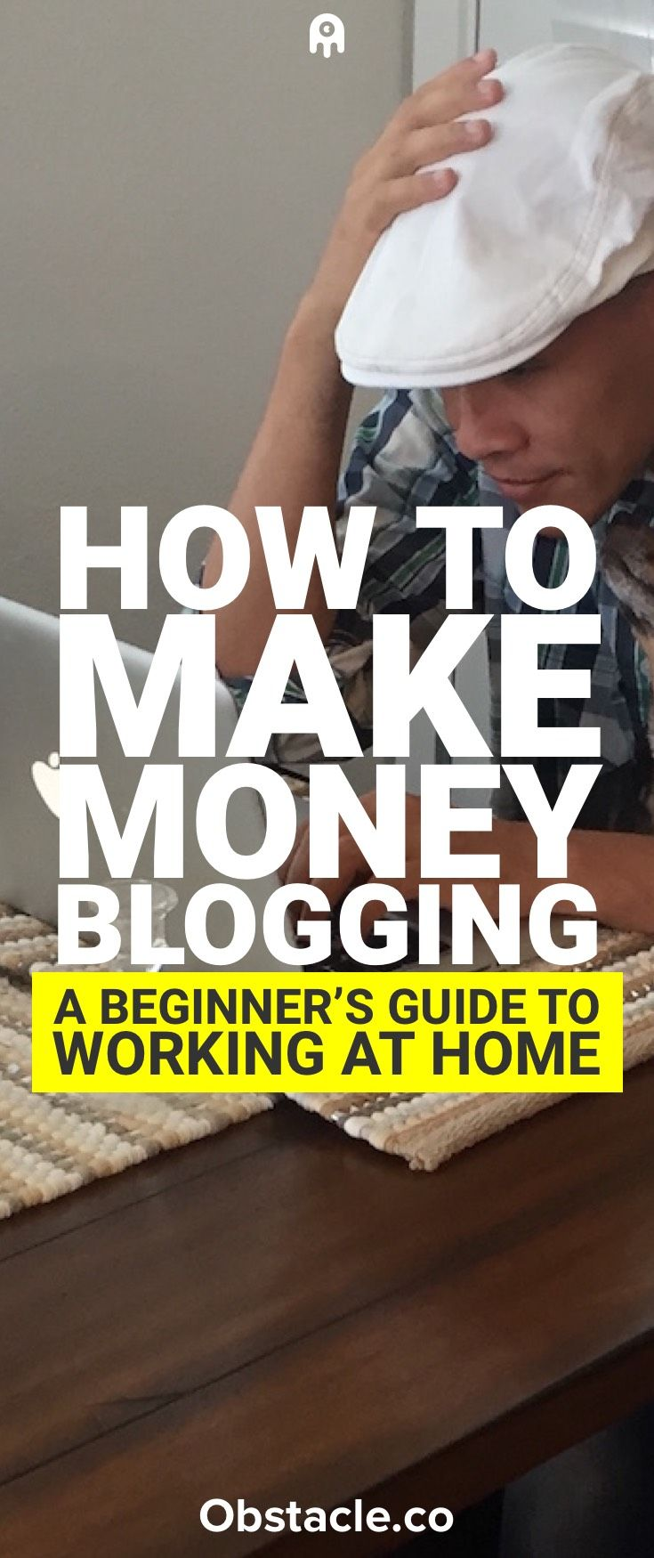 Want to learn how to make money blogging? Here is how to start a blog to make money blogging allowing you to work at home and be free.