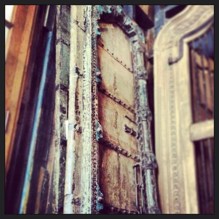 doors, antique