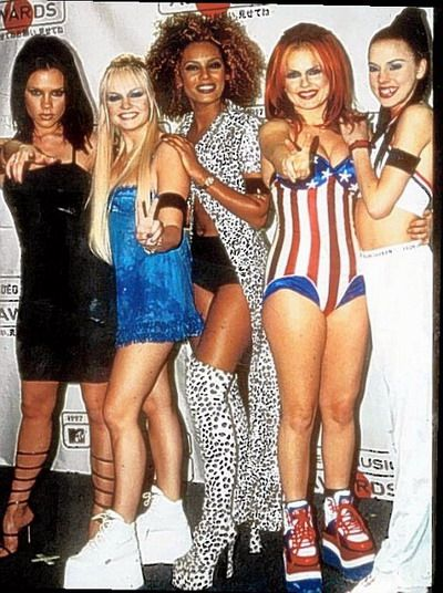 90s fashion spice girls | Cool party things | Pinterest ...