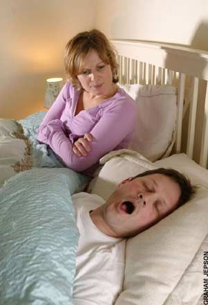 Get a Good Night's Sleep Once and For All, with a safe, comfortable and effective anti-snoring and sleep apnea mouthpiece...
