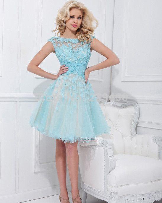 Knee Length Prom Dresses 2014_Prom Dresses_dressesss