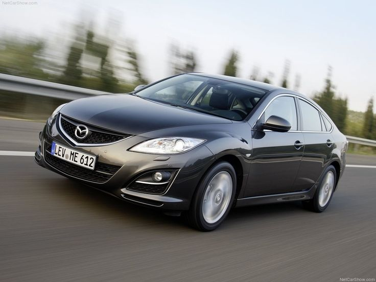 Mazda 6 future first car! yes Please!(:
