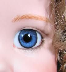 painted doll eyes - Google Search
