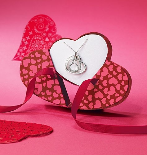 Image result for avon open your heart necklace