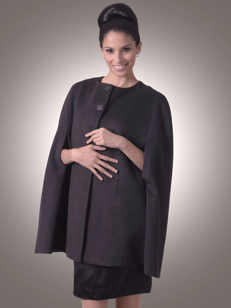 Capa de lana peinada - Combed wool cloak