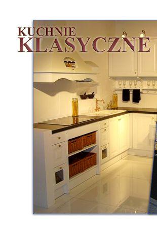 Meblo Komp kuchnie klasyczne
