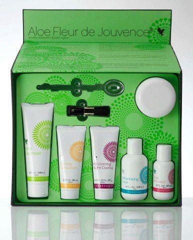 Aloe Fleur De Jouvence Kit (Flower of Youth)