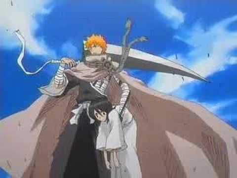 29 - Favorite episode ever: Bleach Episode 54 AMV (this AMV shows a condensed version of the episode)