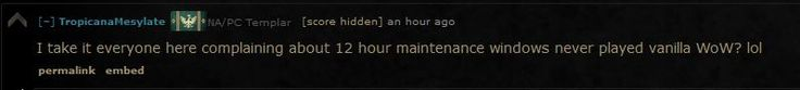 I was browsing the ESO subreddit while the servers are down for maintenance and I came across this fella. #worldofwarcraft #blizzard #Hearthstone #wow #Warcraft #BlizzardCS #gaming