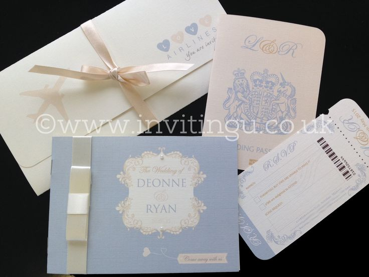 Destination Wedding Invites Www Invitingu Co Uk