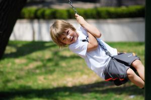 The Boy The Playground and Me #autism #asd