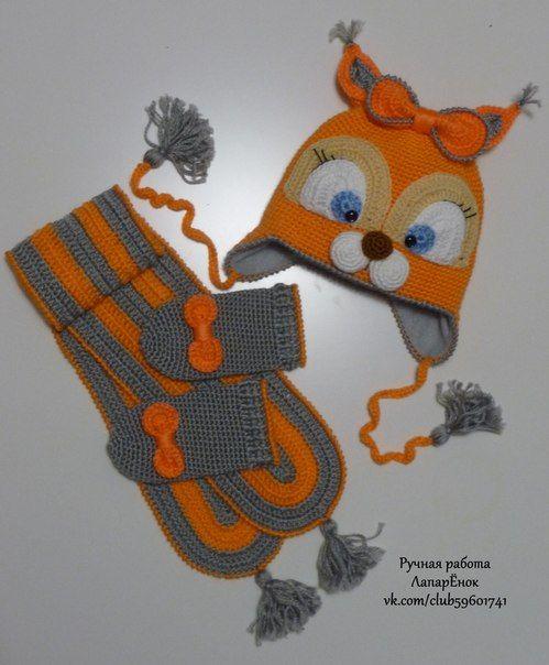 шапочки крючком | Записи в рубрике шапочки крючком | raupe_nimmersat : LiveInternet - Российский Сервис Онлайн-Дневников