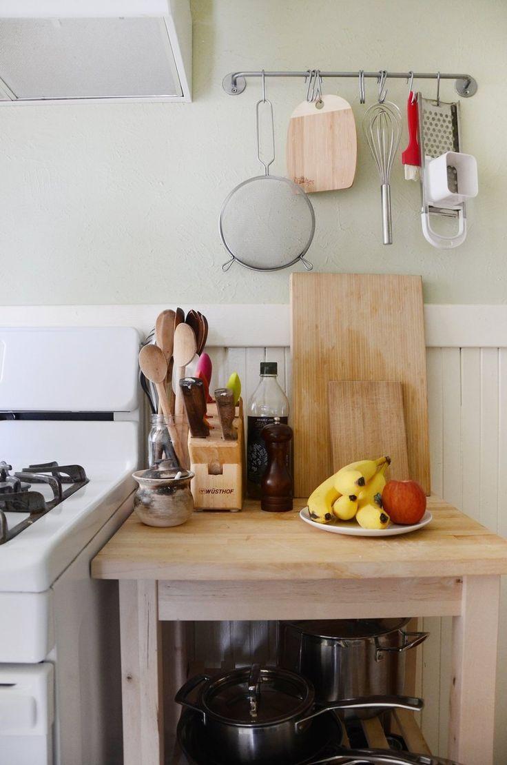 Apartment Kitchen Organization 17 Best Images About Smart Kitchen Organization On Pinterest