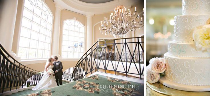 Kristen and Stephen's Wedding  Ballantyne Hotel | Charlotte, NC