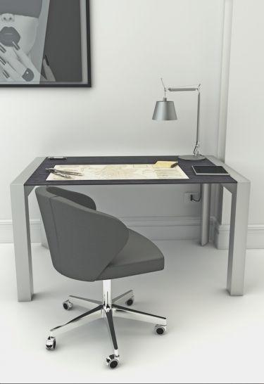 € 199,00 DORIS-P9 #sedia da #homeoffice di #design con base girevole e rivestimento in #pelle, ecopelle o #stoffa. 100% #madeinitaly in #offerta #prezzo #outlet su www.chairsoutlet.com