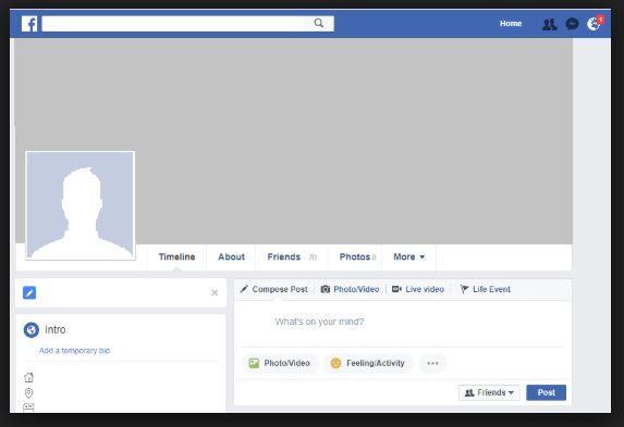 Facebook User Profile – Facebook Profile Link | Facebook