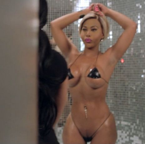 Shauna Brooks is a hot transgender lingerie model who got rid of her eggplant