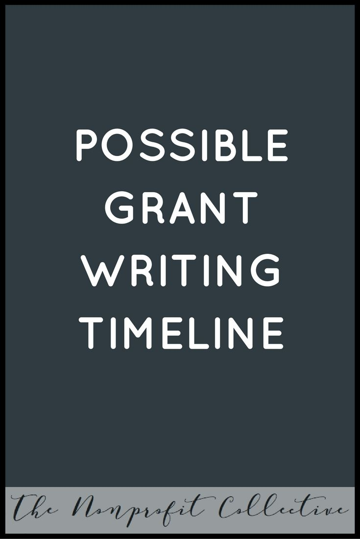 Grants Process Overview