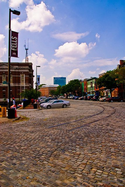 Fells Point, Baltimore, Maryland
