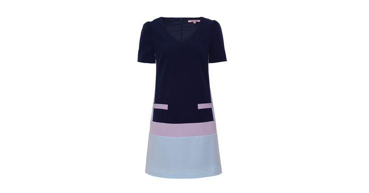 Review Australia | Mellin Shift Dress Multi