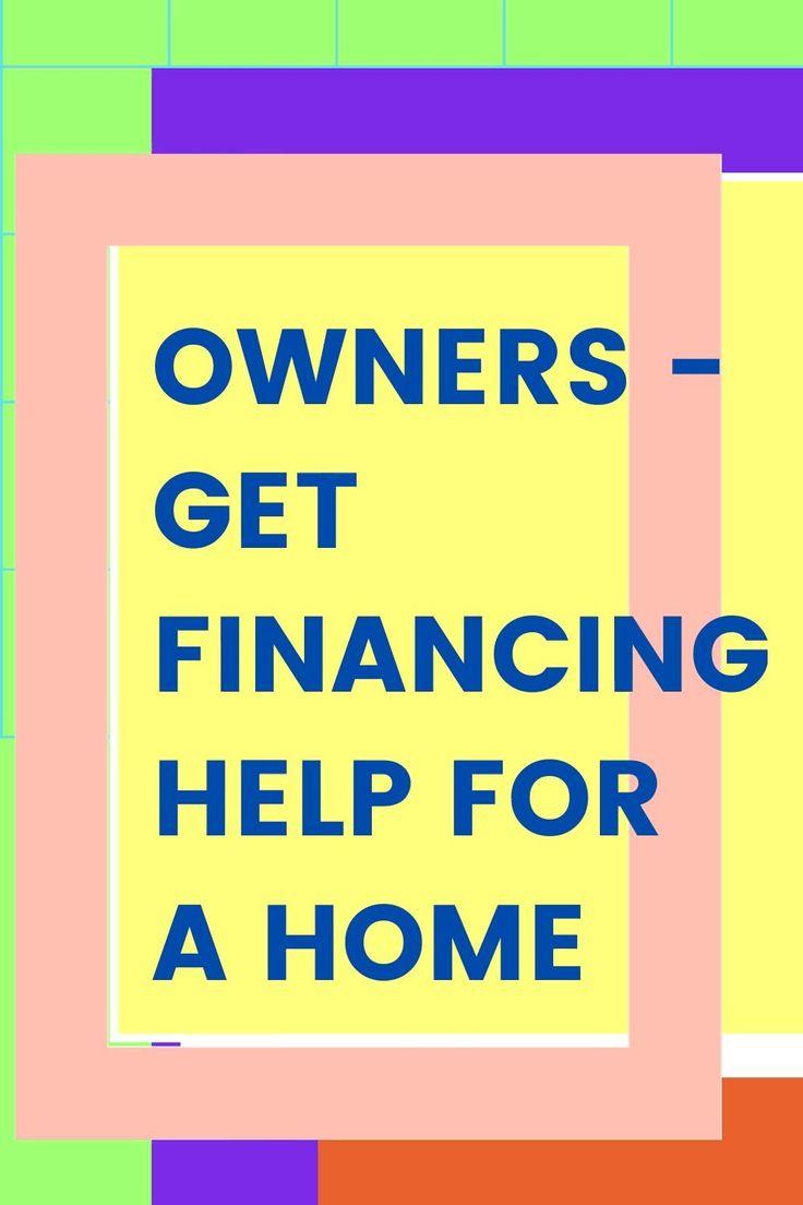 Homeowners get financial help loans video in 2020 real