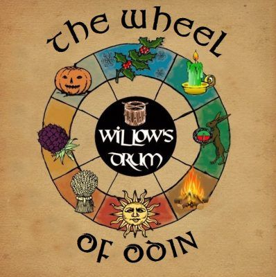 The Wheel of Odin by Willows Drum