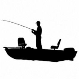 Fishing Decal