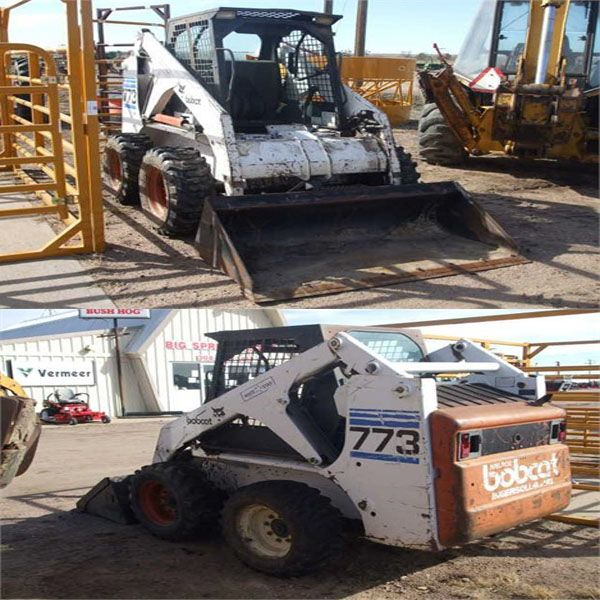 Get Best Deal on Used 1998 #Bobcat #Skid_steer with Free Price Quotes by Big springs equipment for $ 16500 in Big Springs, NE, USA at http://goo.gl/hwH9f4