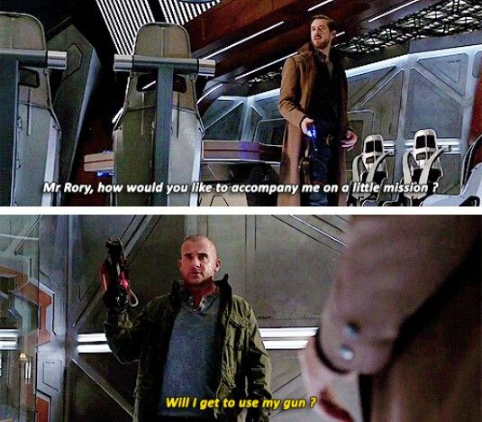 #LegendsofTomorrow #Season1 #1x04
