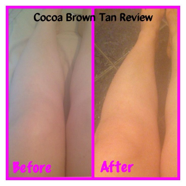Cocoa Brown Tan– Summer Glow | Style your way