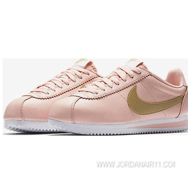 大特価! ナイキ コルテッツ クラシック Nike WMNS Cortez Classic 807471-800 PINK/GOLD WMNS ピンク/ゴールド レディース/ウィメンズ ランニングシューズ