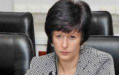 Лутковская: права человека в Украине, к сожалению, не стоят во главе угла