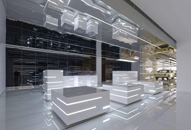 Imagen 11 de 19 de la galería de Museo de Época BMW / Crossboundaries. Fotografía de YANG Chao Ying